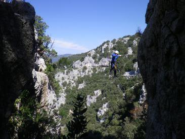 Via Ferrata - Hérault, Saint Bauzille de Putois