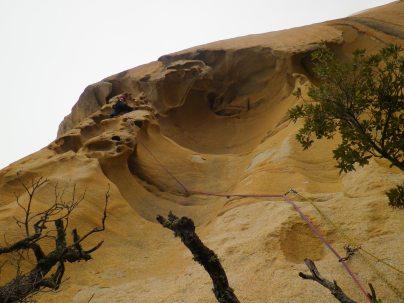 LA longueur mythique de la voie - La conque suivi du toit de taffonis. 7a+