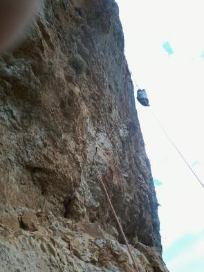 La Pâte Demande, quatrième longueur - Un mur déversant majeur!