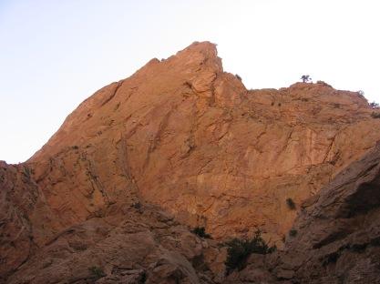 Taoujdad, la face ouest - Au nom de la réforme