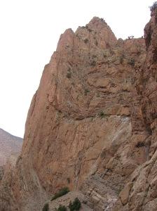 Face ouest du Taoujdad