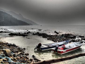 Village de Mukut, Tioman Island