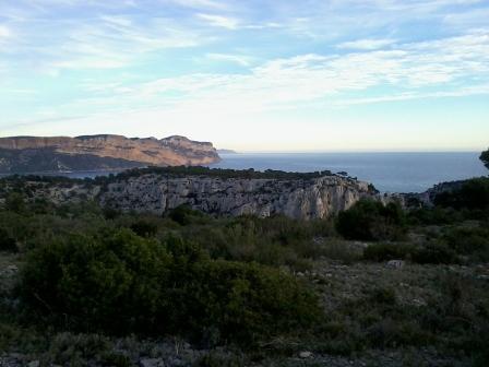 Plateau de Castelvieil et Cap Canaille