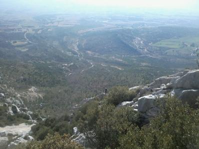 Dans les longueurs du bas, une ambiance... Provençale!