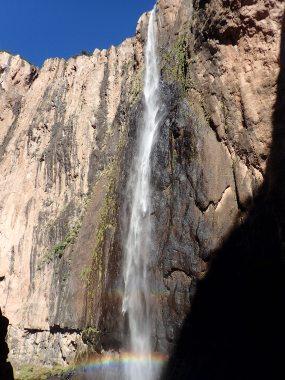 La fameuse cascade de Basaseachi